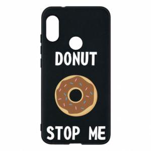 Etui na Mi A2 Lite Donut stop me