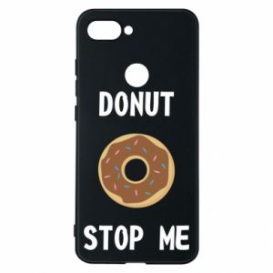 Etui na Xiaomi Mi8 Lite Donut stop me
