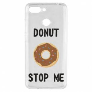 Etui na Xiaomi Redmi 6 Donut stop me