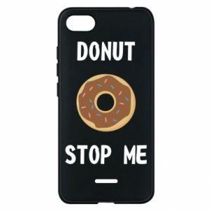Etui na Xiaomi Redmi 6A Donut stop me