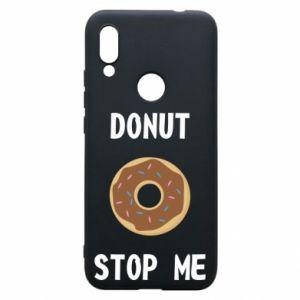 Etui na Xiaomi Redmi 7 Donut stop me