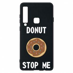 Etui na Samsung A9 2018 Donut stop me