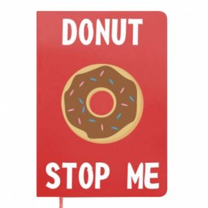 Notes Donut stop me