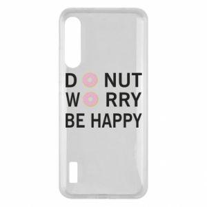 Etui na Xiaomi Mi A3 Donut worry be happy