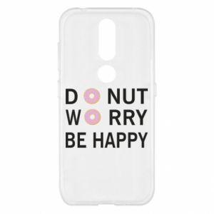 Etui na Nokia 4.2 Donut worry be happy