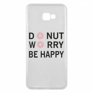 Etui na Samsung J4 Plus 2018 Donut worry be happy