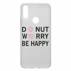 Etui na Xiaomi Redmi 7 Donut worry be happy
