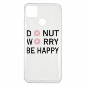 Etui na Xiaomi Redmi 9c Donut worry be happy