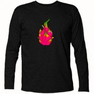 Koszulka z długim rękawem Dragon fruit - PrintSalon