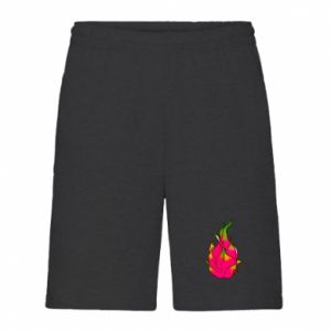 Męskie szorty Dragon fruit - PrintSalon