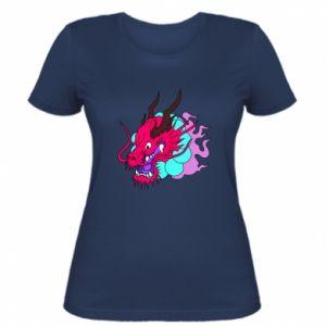Damska koszulka Dragon
