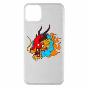 iPhone 11 Pro Max Case Dragon