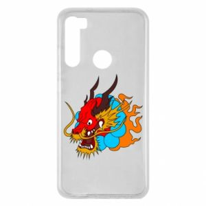 Xiaomi Redmi Note 8 Case Dragon