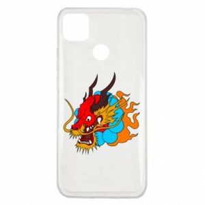Xiaomi Redmi 9c Case Dragon