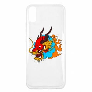 Xiaomi Redmi 9a Case Dragon