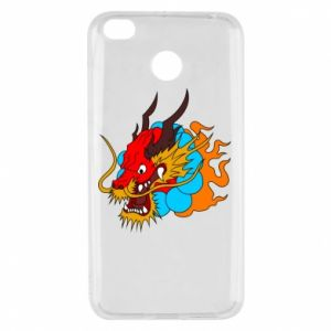 Xiaomi Redmi 4X Case Dragon