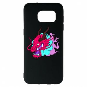 Samsung S7 EDGE Case Dragon
