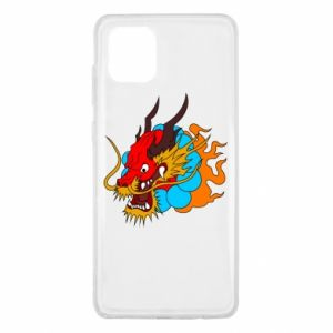 Samsung Note 10 Lite Case Dragon