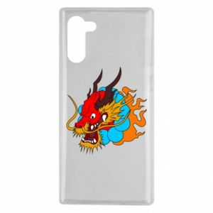 Samsung Note 10 Case Dragon