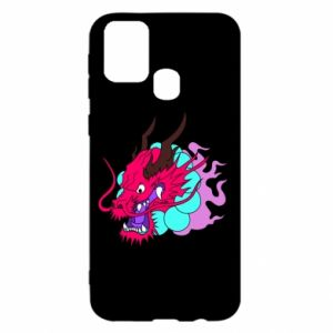 Samsung M31 Case Dragon