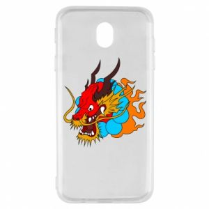 Samsung J7 2017 Case Dragon