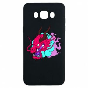 Samsung J7 2016 Case Dragon
