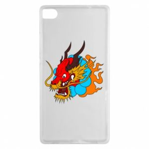 Huawei P8 Case Dragon