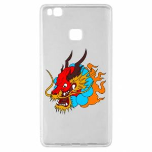 Huawei P9 Lite Case Dragon