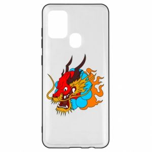 Samsung A21s Case Dragon
