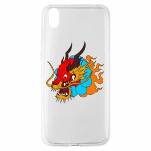 Huawei Y5 2019 Case Dragon
