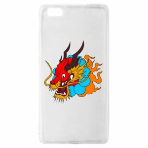 Huawei P8 Lite Case Dragon
