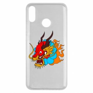 Huawei Y9 2019 Case Dragon