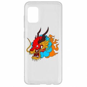 Samsung A31 Case Dragon