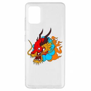 Samsung A51 Case Dragon