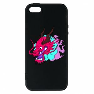 Phone case for iPhone 5/5S/SE Dragon