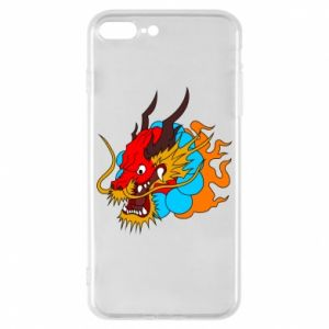 Phone case for iPhone 8 Plus Dragon