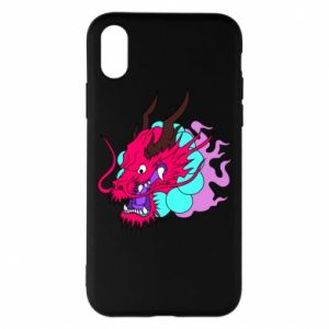 Phone case for iPhone X/Xs Dragon