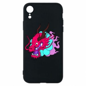 iPhone XR Case Dragon