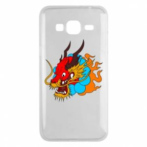 Phone case for Samsung J3 2016 Dragon