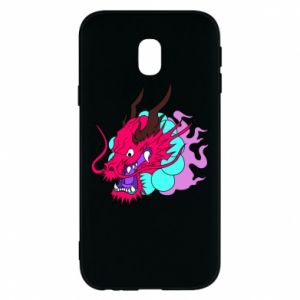 Samsung J3 2017 Case Dragon