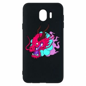 Samsung J4 Case Dragon
