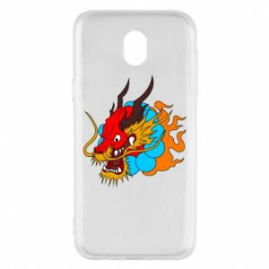 Samsung J5 2017 Case Dragon