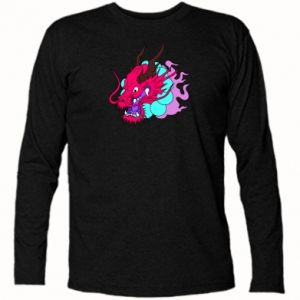 Long Sleeve T-shirt Dragon