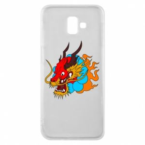 Samsung J6 Plus 2018 Case Dragon