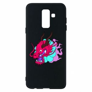Phone case for Samsung A6+ 2018 Dragon