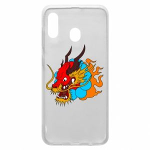 Samsung A30 Case Dragon