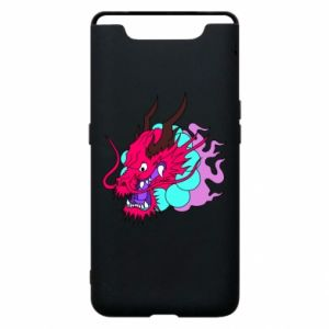 Samsung A80 Case Dragon