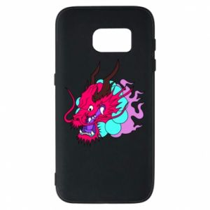 Phone case for Samsung S7 Dragon