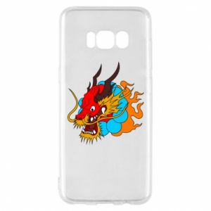 Phone case for Samsung S8 Dragon