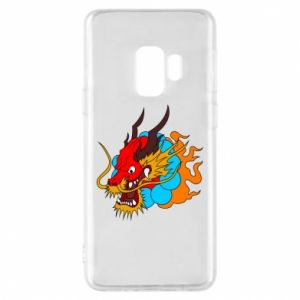 Phone case for Samsung S9 Dragon